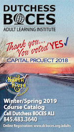[PIC] Adult Learning Institute's Winter/Spring 2019 Catalog Cover