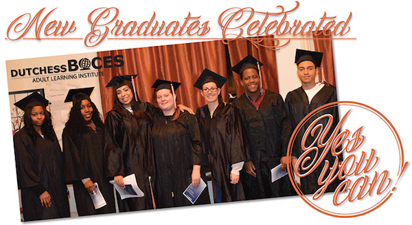 [PIC] Adult Learning Institute High School Equivalency Student Graduate Group