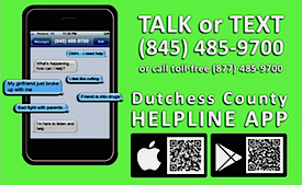 [PIC] Dutchess County Help Line Flyer Link Image