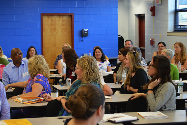 [PIC] New BOCES Employees introduce themselves