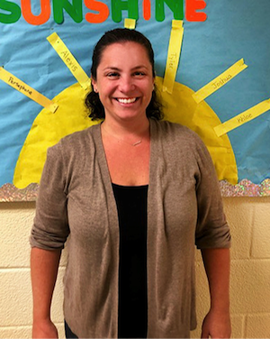 [PIC] Kelly Felipe, ABC Programs Special Education Teacher, Grades 5 & 6